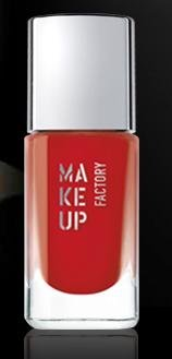 Make Up Factory - Nail Polish - Nr. 485 Farbe: Blutrot Inhalt: 9ml Nagellack (Make-up Factory)