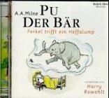 Pu der Bär, Audio-CDs, Tl.2, Ferkel trifft ein Heffalump, 1 Audio-CD