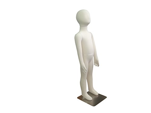 Bendy Flexible Child Kids Mannequin Tailors Shop Display Variable Pose Soft  Pinnable (5 Years)
