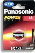 Panasonic 839 Portable Battery Power LR1 Lady