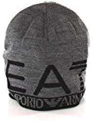 EA7 Logo Beanie
