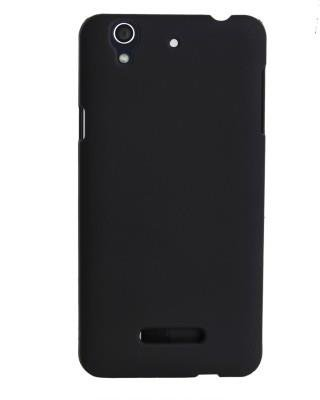 KTS Hard Back Cover Case For Micromax A177 Canvas Juice-Black  available at amazon for Rs.299