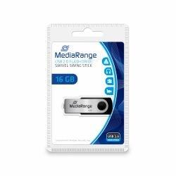 USB Stick 2.0 - 16 GB Zum Speichern bzw. Downloaden von Fotos, Video- und Audio-Clips, Webseiten und Business-Dokumente. Geeignet für Endgeräte mit High-speed USB-Schnittstelle, auch kompatibel mit USB 1.1-Ports. Funktioniert treiberlos unter Windows ME, 2000, XP, Vista, CE 2.0 oder höher und MacOS 10.x oder höher. VISTA kompatibel.