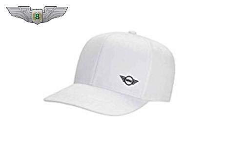 Mini Lifestyle Kollektion Neu Original Unisex Signet Design Baseballmütze Cap Weiß 80162445651 Mini-cap