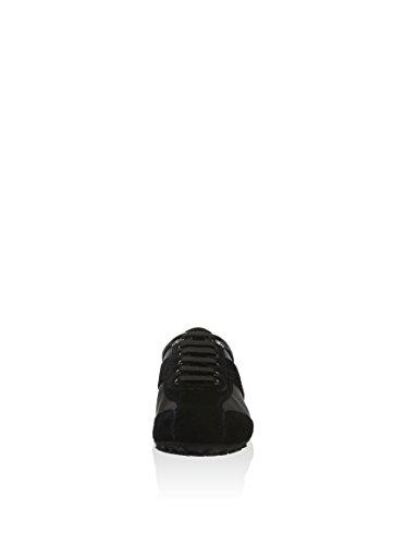 Geox B Kaytan C, Chaussures Femme Noir