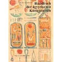 Handbuch der altägyptischen Königsnamen
