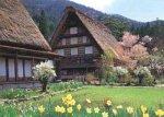 Puzzle 500 Teile - Japanisches Cottage