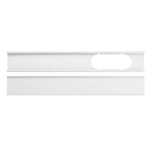 leegoal 2 stücke verstellbare FensteradapterLokale Klimageräte-Zubehör Dichtungsset für tragbar Klimaanlagen