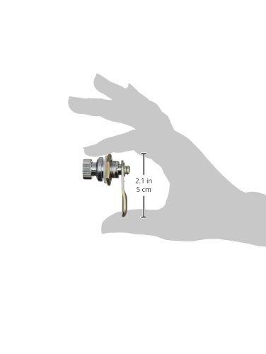 Schrank Schublade 13,5x 16mm Gewinde Tubular Cam Lock