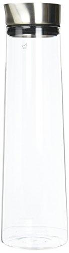 Blomus 63448 Wasserkaraffe 1,5 L Acqua, Edelstahl matt