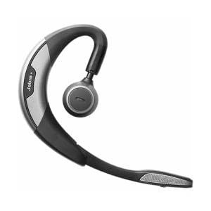 Jabra Motion UC MS Bluetooth Headset - Black