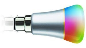 Syska Smartlight Rainbow LED smart bulb 7 W
