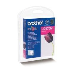 Preisvergleich Produktbild Brother lc970mbp–Tintenpatrone–1x Magenta–300Seiten–Blister
