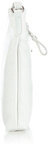 Gabor Ina - Borsa a tracolla, , taglia Bianco (Weiß)