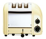 Dualit 3-Slot Toaster 30086 - Cream
