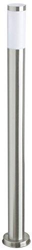 Smartwares RX1010-110 Gartenleuchte – E27 Sockel – Edelstahl – IP44