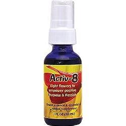 ACTIV 8 Spray FES kalifornische Bluetenessenz 30 ml