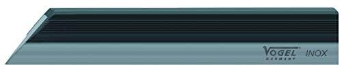Vogel Haarlineal (Länge 500 mm, Stahl rostfrei, mit Handwärmeschutz, Lichtspaltverfahren, Messgerät) 310311