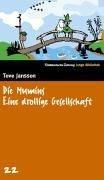 Die Mumins. Eine drollige Gesellschaft. SZ Junge Bibliothek Band 22 (Die Süddeutsche.de)
