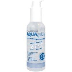 AQUAGLIDE 2in1 Gleit- u.Massagemittel 125 ml Gel