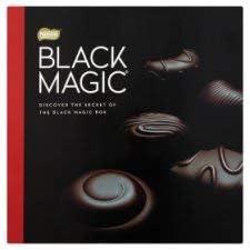 Nestle Black Magic Assorted Dark Chocolate Box, 174g