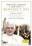 Hilary Hahn Radio-Sinfonieorchester Stuttgart Gustavo Dudamel Stuttgart Radio Brass-Birthday Concert for Pope Benedict XVI