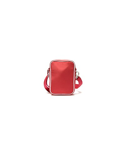 Borsello Vespa trapuntato rosso