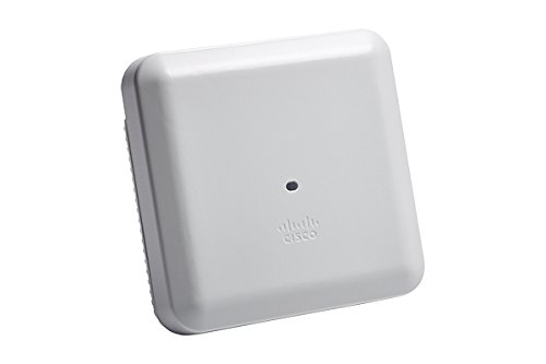 Cisco Access Points (Cisco Aironet 3800i Over Ethernet (PoE) weiß-Access Point (Omni, 802.1x Radius, AES, Eap, WPA, WPA2, 2.412-5.7, 10-90%, 0-40°C,-30-70°C))