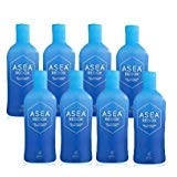 8 Bouteilles ASEA REDOX