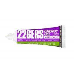 226ERS Energy Gel BIO 20 x 25g Forest Fruits 100mg Cafeína