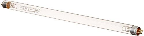 UVP 34-0007-01 Ersatz-Röhre für UV-Lampen der EL-Serie, 29,5 cm Länge, 254 nm Kurzwelle, 8 W (Uvp Uv-lampe)