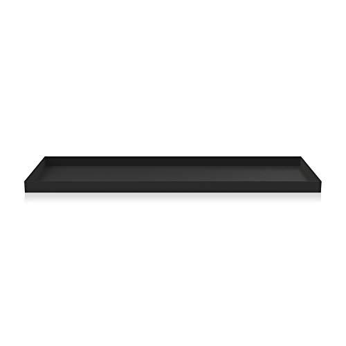 Cooee Design Tray 50x18x2cm Black Design Tray