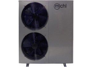 Michl Luft/-Wasser Wärmepumpe 16kW