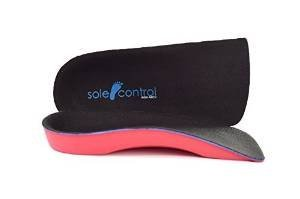3/4 length Orthotic Insoles with...