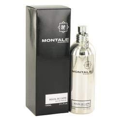 Montale Soleil De Capri Eau De Parfum Spray By Montale - 3.3 oz -