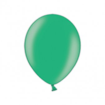 Amscan Luftballon, Latex, Metallic Teal, 11