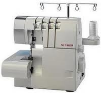 Singer 14SH754 - Máquina de Coser (Overlock, 1 Paso, Variable, 1300 RPM, Variable)