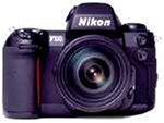 Nikon F100 Professionell Spiegelreflexkameragehäuse + HochformatgriffMB-15