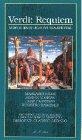 Preisvergleich Produktbild Verdi - Requiem (J. Carreras) [VHS]