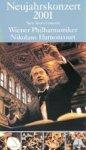 Preisvergleich Produktbild Wiener Philharmoniker - Neujahrskonzert 2001 [VHS]
