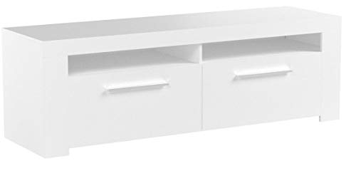Habitdesign 006621BO -Mueble de Comedor Moderno, modulo TV Salon, Modelo Ambit, Color...