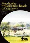 A la recherche d'une agriculture durable par V. Alard, C. Béranger, M. Journet