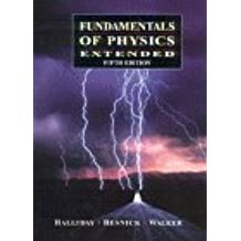 Fundamentals of Physics, Extended by David Halliday (1996-10-31)