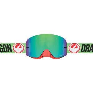 Dragon 722-6403Maske Radsport Unisex Erwachsene, Flash Green