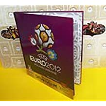 Panini Euro EM 2012 Poland & Ukraine DELUXE HARDBACK (GERMAN EDITION) 100% Completed Album in MINT Condition