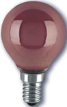 Osram Tropfenlampe DECOR P RED 25 von Osram 91 auf Lampenhans.de