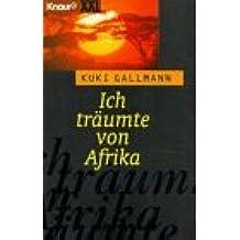 Ich träumte von Afrika, Großdruck