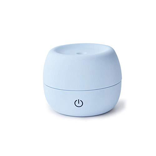 KJKL Aceites Esenciales Dehumidificador De Aromaterapia Jane Amor Humidificador De Aroma Mini Mute USB Ultrasónica Aromaterapia Ultrasónica Azul