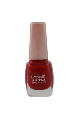 Lakme True Wear Nail Color Nudes V014, 9 Ml