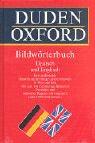 Duden Oxford, Bildwörterbuch Deutsch und Englisch -